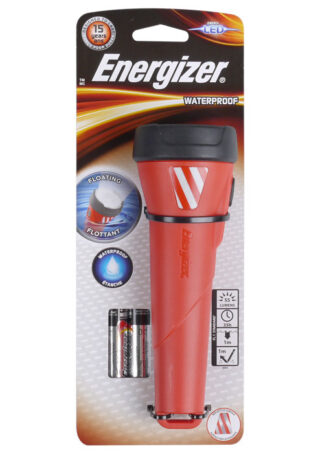 ENERGIZER WATERPROOF LIGHT RED