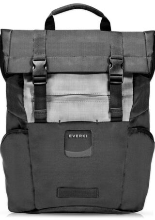 EVERKI CONTEMPRO ROLLTOP  GREY 15.6""