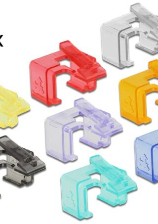 DELOCK RJ45 Repair Clip Starter Set