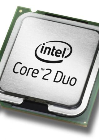INTEL used CPU Core 2 Duo T8100