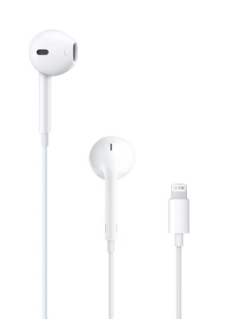 APPLE EarPods με Lightning connector MMTN2ZM-A (A1748)