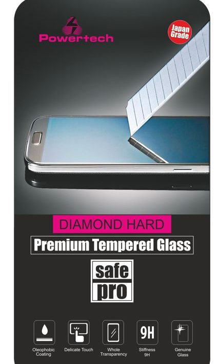 POWERTECH Tempered Glass 9H(0.33MM)