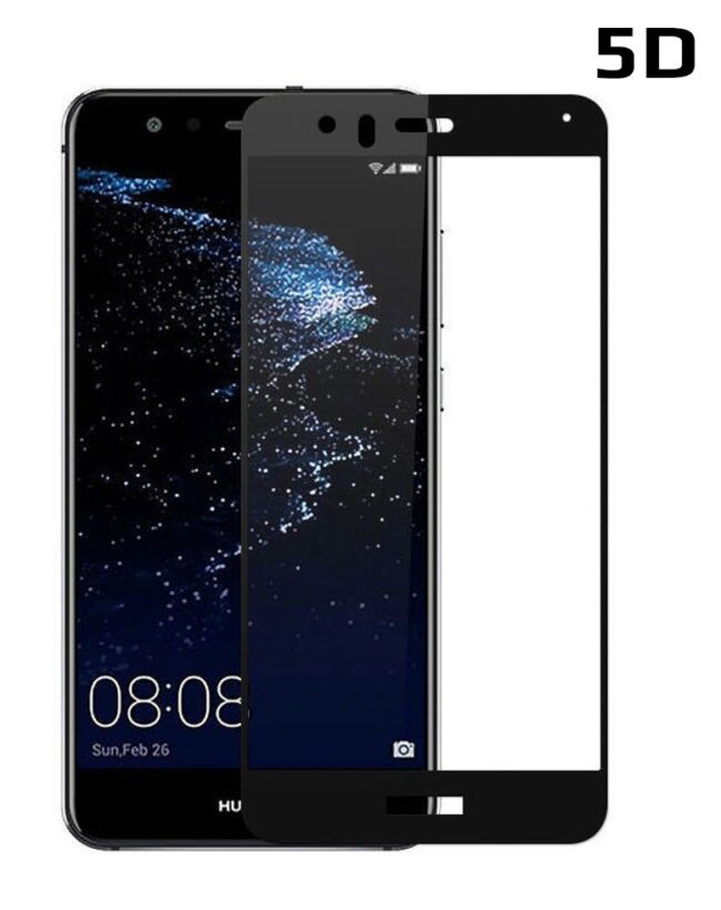 POWERTECH Tempered Glass 5D