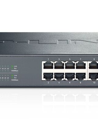 TP-LINK Gigabit Rackmount Switch TL-SG1024 24-Port