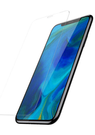 BASEUS tempered glass για iPhone XR SGAPIPH61-FC02