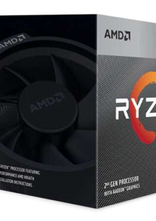 AMD CPU Ryzen 5 3400G