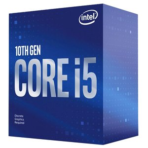 INTEL CPU Core i5-10400F