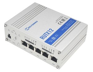 TELTONIKA Industrial cellular router RUTX12