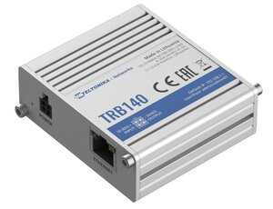 TELTONIKA industrial rugged LTE gateway TRB140